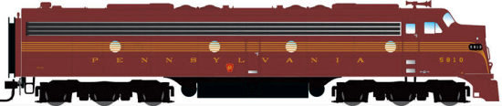 Precision Craft EMD E6 Diesels