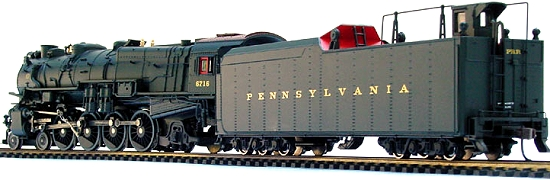 Broadway Limited Pennsylvania M-1