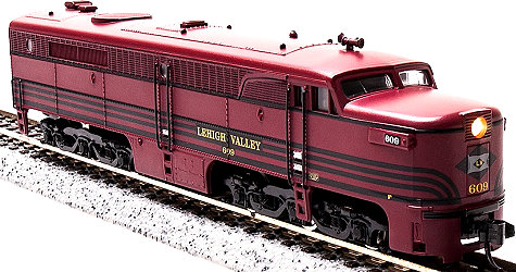 Broadway Limited Lehigh Valley Alco PA