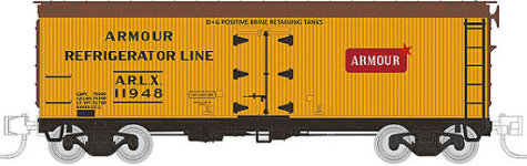 Rapido Trains N Scale Meat Reefers