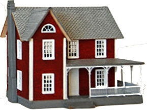 STS Laser Cut Farm House Kit