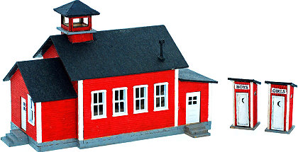 STS Laser Cut One Room Schoolhouse Kit