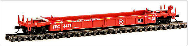Walthers CP Rail Thrall Stand-Alone 48' Well Car