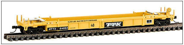 Walthers TTX  Stand-Alone 48' Well Car