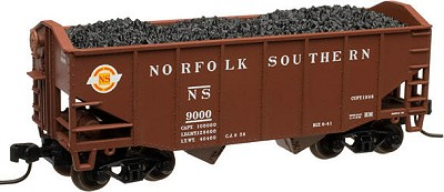 Norfolk Southern 55 Ton Hopper