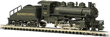 Bachmann 0-6-0 Switcher