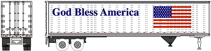 God Bless America Pines Trailer