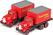 Classic Metal Works PIE Tractor Trailer Set