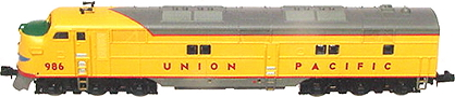 Life-Like E7 Union Pacific