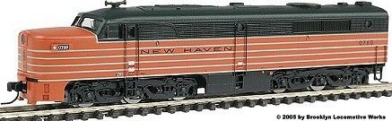 Life-Like New Haven Alco PA-1
